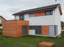 Dřevostavby nabízí kvalitní a útulné bydlení