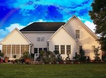 Elegantní a čistá fasáda přidá každému domu výrazně na ceně!